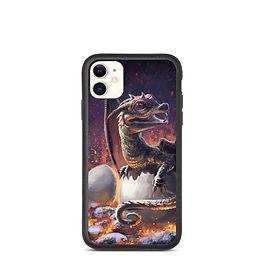 "iPhone case ""Hatchling"" by Hymnodi"