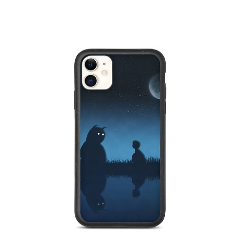 """iPhone case """"The Friend of the Night"""" by Hotamr"""