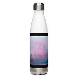 """Water Bottle """"Fisherman"""" by Dark-indigo"""