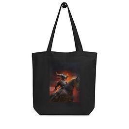 "Tote bag ""Hate"" by Dark-indigo"