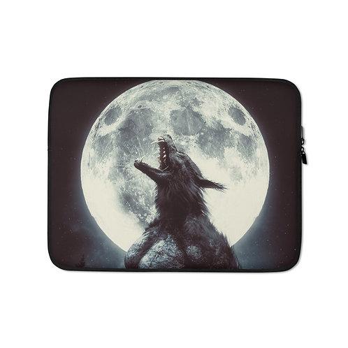 "Laptop sleeve ""The Werewolf"" by Hotamr"