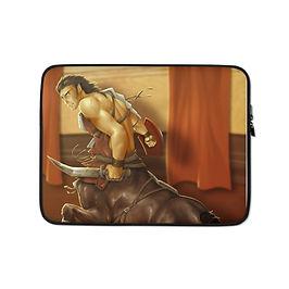 "Laptop sleeve ""Thraex Centaur"" by Lizkay"