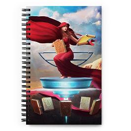 """Notebook """"Parnassus Unbound"""" by JeffLeeJohnson"""