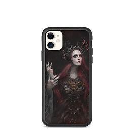 """iPhone case """"Narcissus"""" by Dark-indigo"""