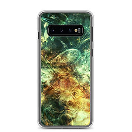 """Samsung Case """"Of Lions and Butterflies"""" by Solar-sea"""