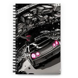 "Notebook ""Skyline"" by Ccayco"