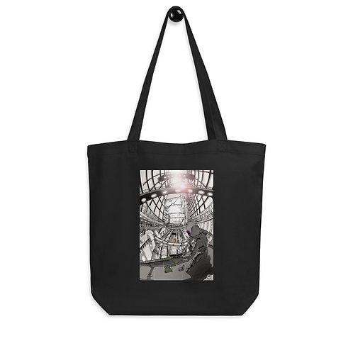 """Tote bag """"Hustle and Bustle"""" by Ccayco"""