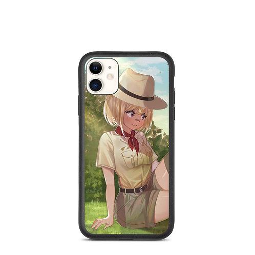 "iPhone case ""Park Ranger Chen"" by Pigliicorn"