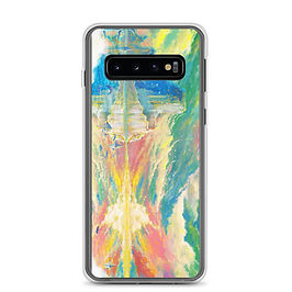 "Samsung Case ""Good Morning"" by Ashnoalice"