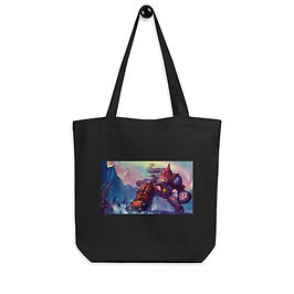 "Tote bag ""Gnomish Ancient Guardian"" by ""DasGnomo"""