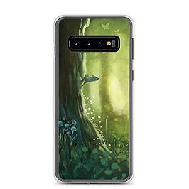 "Samsung Case ""Forest"" by Hymnodi"
