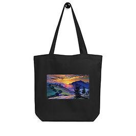 "Tote bag ""Evening 4"" by ""Gudzart"""