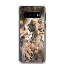 "Samsung Case ""The Ghost Inside"" by Bikangarts"