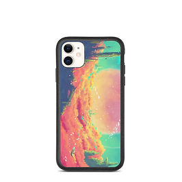 """iPhone case """"After Life"""" by Ashnoalice"""