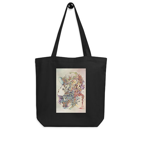 """Tote bag """"Libra"""" by """"Hellobaby"""""""