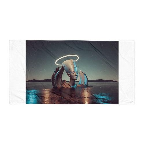 "Beach Towel ""Infinity"" by Hotamr"