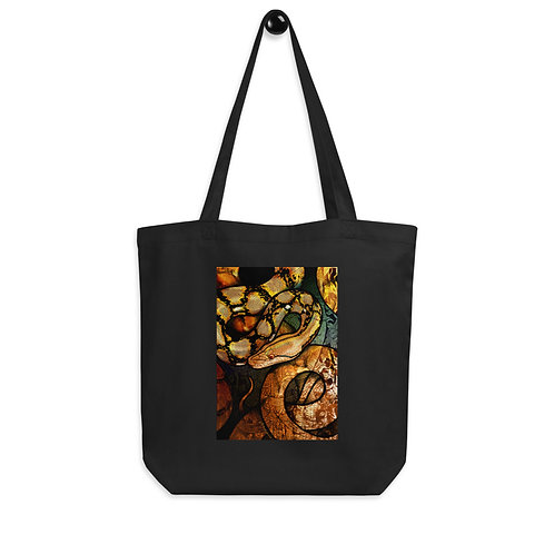 """Tote bag """"Reticulated Python"""" by """"Culpeo-Fox"""""""
