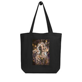"""Tote bag """"The Ghost Inside"""" by Bikangarts"""