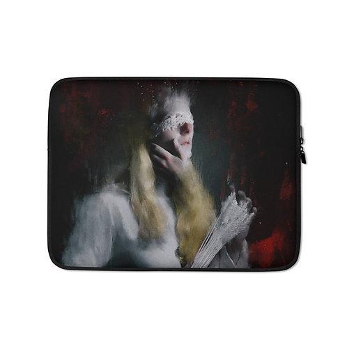 """Laptop sleeve """"Demeter"""" by Dark-indigo"""