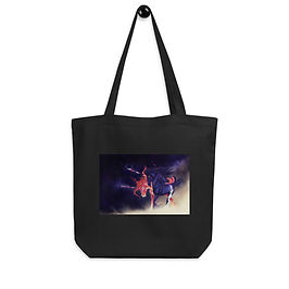 """Tote bag """"Error Not Found"""" by Astralseed"""