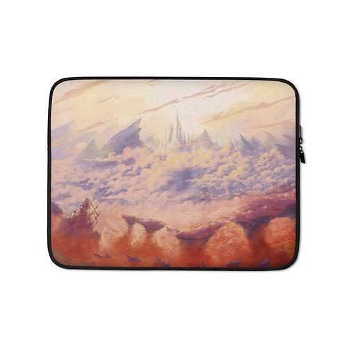 "Laptop sleeve ""Last Dungeon"" by Ashnoalice"