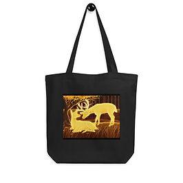 "Tote bag ""Majestic II"" by Lizkay"