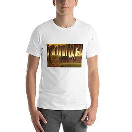 "T-Shirt ""Majestic"" by Lizkay"