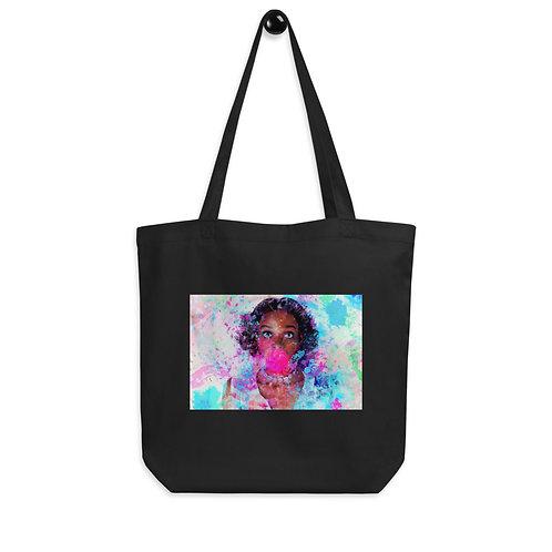 "Tote bag ""Bubblicious"" by ""phatpuppyart-studios"""