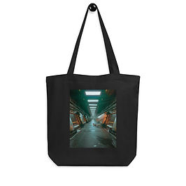 """Tote bag """"Wake Up"""" by """"thebakaarts"""""""