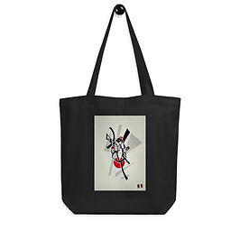 """Tote bag """"Tattoo to Parmpres"""" by """"remiismeltingdots"""""""