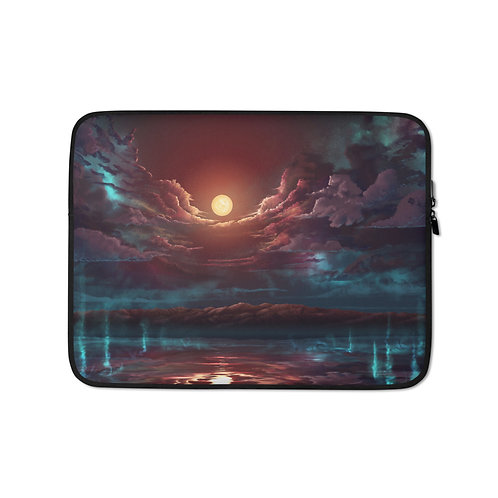 """Laptop sleeve """"San Luis"""" by Chateaugrief"""