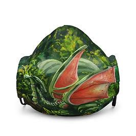"""Mask """"Fruit"""" by Hymnodi"""