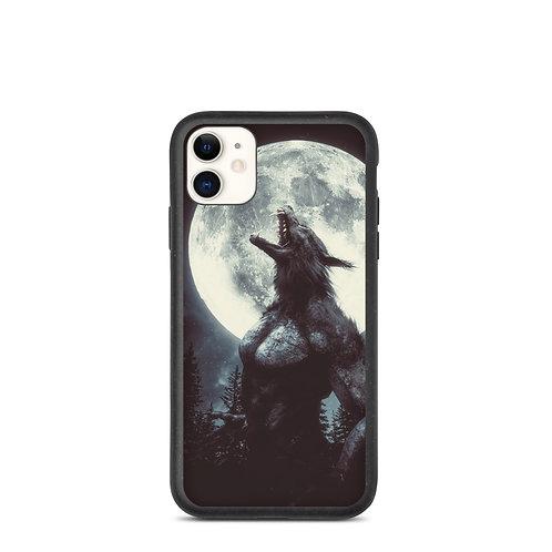 "iPhone case ""The Werewolf by Hotamr"