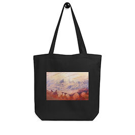 """Tote bag """"Last Dungeon"""" by Ashnoalice"""