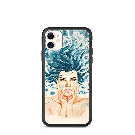 "iPhone case ""Drown"" by Bikangarts"