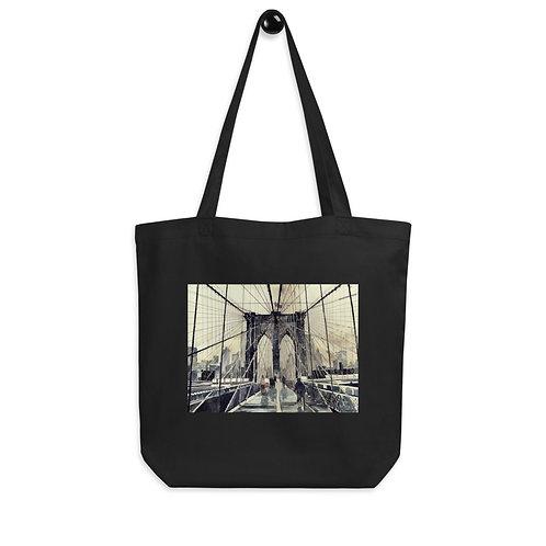 "Tote bag ""Brooklyn Bridge"" by ""Takmaj"""