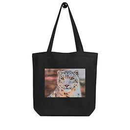 "Tote bag ""Snow Leopard"" by Beckykidus"