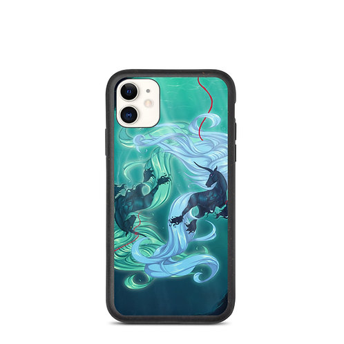 """iPhone case """"Drown"""" by Astralseed"""