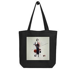 "Tote bag ""Robot"" by ""remiismeltingdots"""
