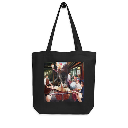 """Tote bag """"Rue The Day"""" by """"JeffLeeJohnson"""""""