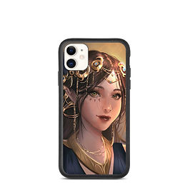 """iPhone case """"Original DND Character"""" by Pigliicorn"""