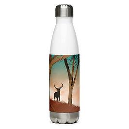"Water Bottle ""Hunter Dream"" by Saddielynn"