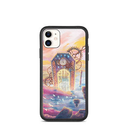 """iPhone case """"The Gate of Resurrection"""" by Ashnoalice"""