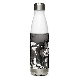 """Water Bottle """"Long Drive"""" by Ccayco"""