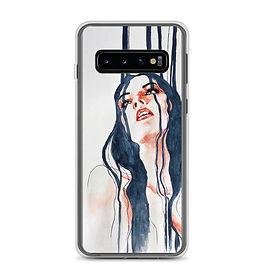"""Samsung Case """"Overflow"""" by Bikangarts"""
