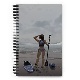 """Notebook """"Summer"""" by Vashperado"""