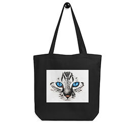 """Tote bag """"Quick Glance"""" by Beckykidus"""