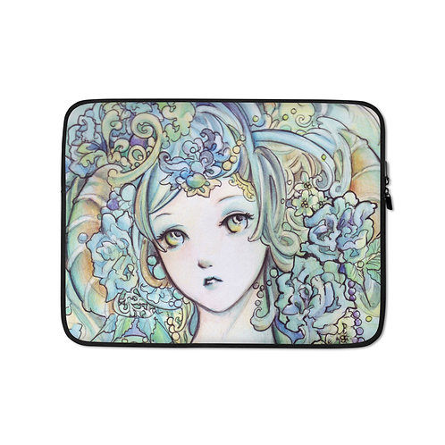 """Laptop sleeve """"Aries"""" by Hellobaby"""