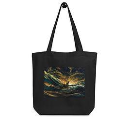 """Tote bag """"Lost At Sea 2.0"""" by Hymnodi"""