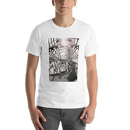"""T-Shirt """"Hustle and Bustle"""" by Ccayco"""